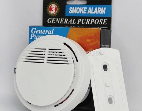 Dymový alarm