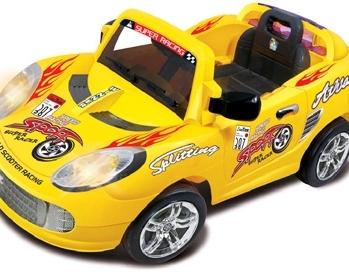 Ferrari - elektrické auto na vozenie detí - priamy dovozca!