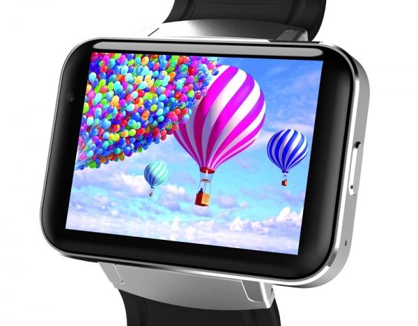 Inteligentné - smart hodinky s 2,2-palcovým displejom