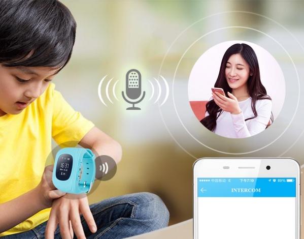 Detské GPS hodinky s lokalizáciou, volaním....