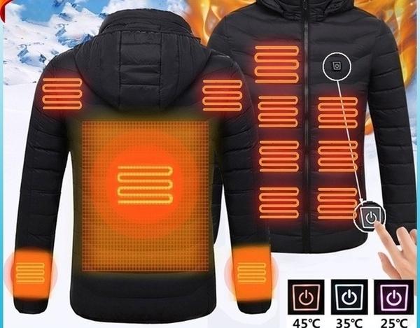 VV - Nová - Elektricky vyhrievaná vesta alebo bunda