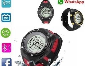 Inteligentné, vodeodolné, outdoorové XWatch hodinky