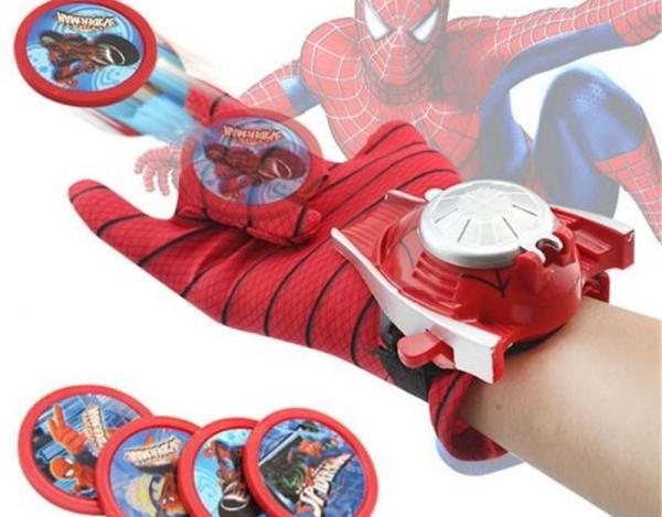 Nová - Spiderman vystreľovacia rukavica